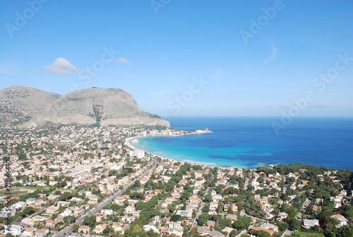 Cadres-photo bureau Palerme Palermo - Il golfo di Mondello