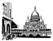 Basilique du Sacre Coeur, Paris