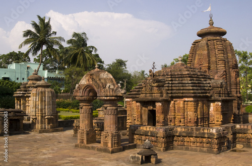 Fototapeta  Historic Hindu Temple