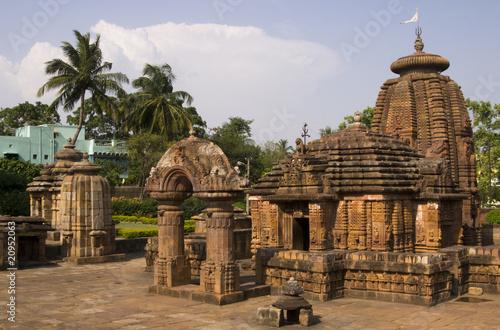 Fototapeta Historic Hindu Temple
