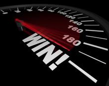 Speedometer - Needle Points To...