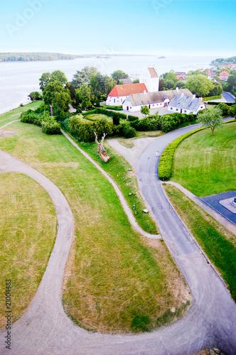 Photo  Svendborg town