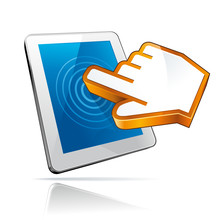Touch Screen Tablet / Tablette...