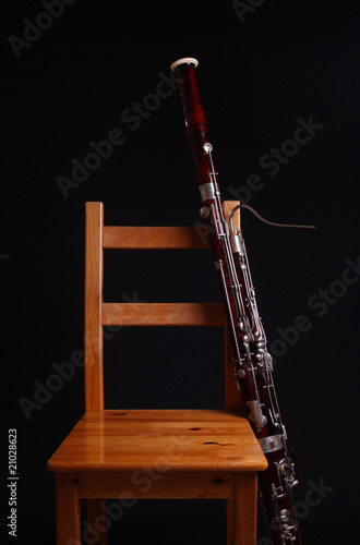 Photo bassoon