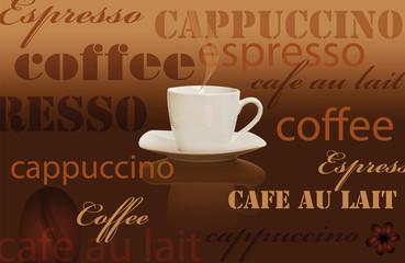 Fototapeta Do kawiarni Coffee