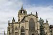 Saint Giles Cathedral. Edinburgh.