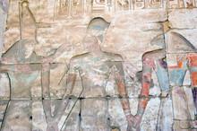 Horus, Ramses And Khnum