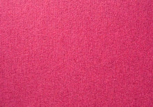 Pink  Colored Wool Textile
