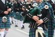 Schottland Dudelsackpfeifer - Bag pipers in Scotland
