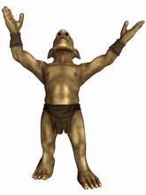 Fantasie Figur - Troll