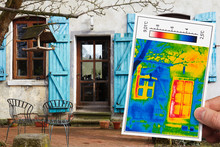 Door, Window And Thermography