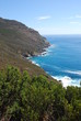 Cape of Good Hope sea and mountain view
