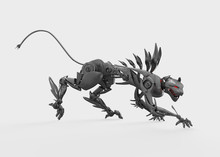 Agressive Metal Nano Panther S...