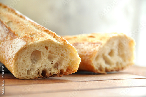 French loaf Canvas-taulu