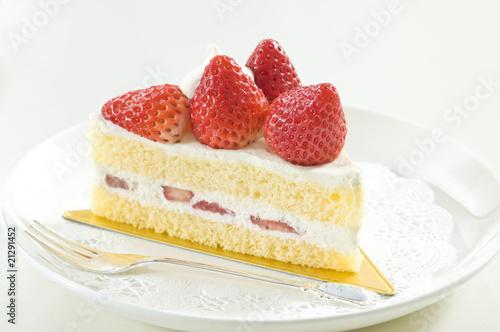 Valokuvatapetti ショートケーキ