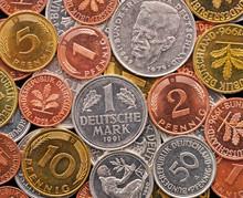 Deutsche Mark Und Pfennige - O...