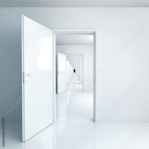 Fotografie, Tablou  Türen