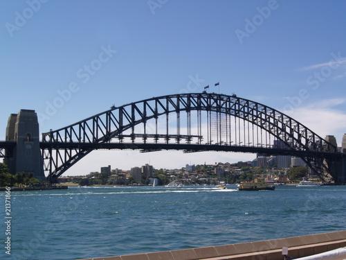 Staande foto Sydney Sydney bridge 2