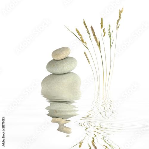 Fototapety, obrazy: Zen Simplicity