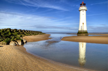 The Lighthouse At New Brighton