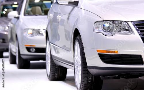 Photo  Fleet cars