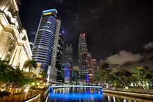 Central Business District Of S...