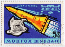 Stamp Printed In Mongolia Show...