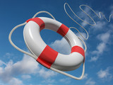 Salvagente lanciato in soccorso - 21474475