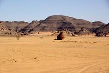 Desert Libyen