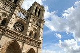 Fototapeta Fototapety Paryż - Katedra Notre Dame, Paryż