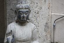 Buddah Aus Stein - Stone Buddha