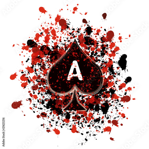 Photo  ace of spades