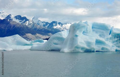 Foto op Plexiglas Arctica iceberg -Patagonia