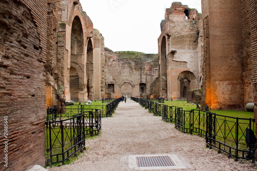 Photo  Terme di Caracalla