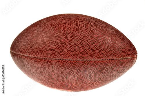 Fotobehang Wintersporten american footbal ball