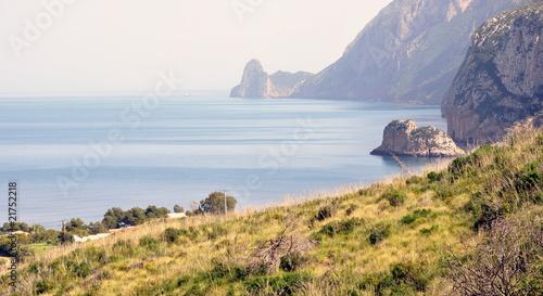 Türaufkleber Algerien cap carbon...Algerie