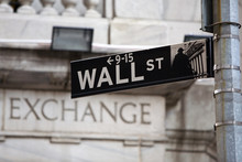 Wall Street Und Börse (Stock ...