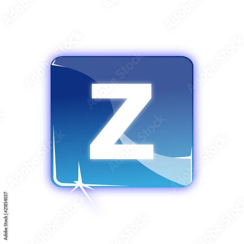Valokuva  Picto lettre Z - icon letter z