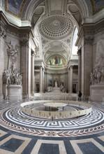 Inside The Pantheon, Paris