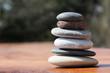 Turm in Balance