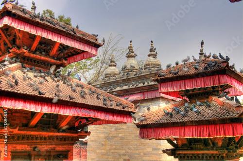 Canvas Prints Peking Durbar Square - Kathmandu (Nepal)