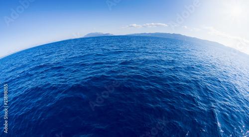 Fotografie, Obraz  Round sea