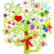 Paradies Baum