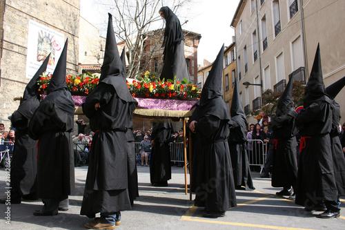Foto op Plexiglas Motorsport Good Friday procession
