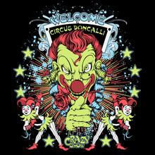 T-Shirt Print Joker