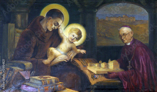 Photo Saint Anthony of Padua