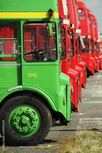Платно Routemasters