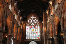 Birmingham Church Interior (St...
