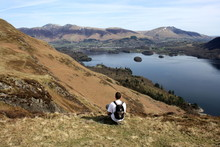 Derwent Water From Catbells