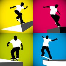 Skater Curb